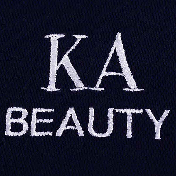 KA Beauty - Logo Embroidery