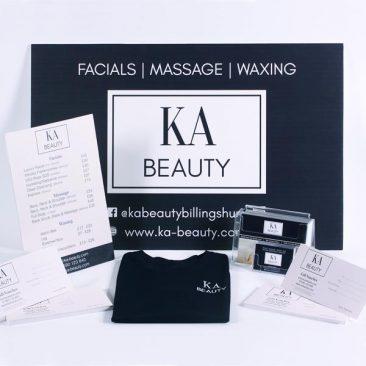 KA Beauty - Startup Package