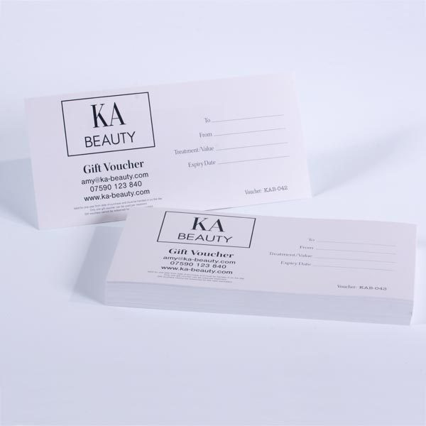KA Beauty - Gift Vouchers