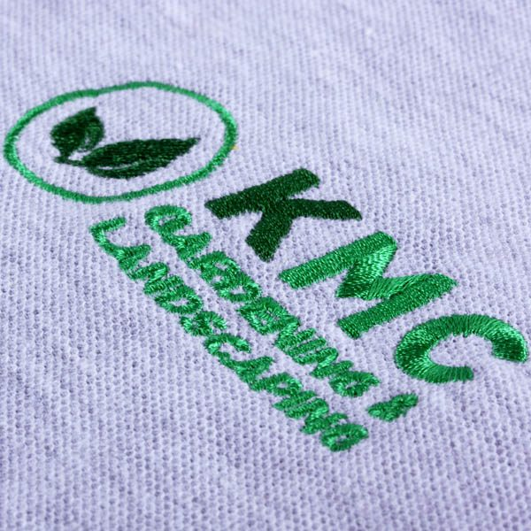 KMC Gardening & Landscaping - Embroidery