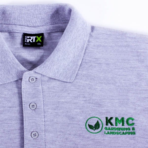 KMC Gardening & Landscaping - Polo Shirt