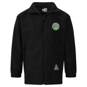 St James School - Full Zip Fleece