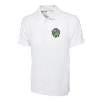 St James School - White Polo