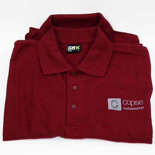 Copse Automotive Polo Shirt
