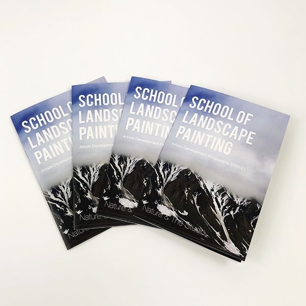 School of Landscape Painting Brochures