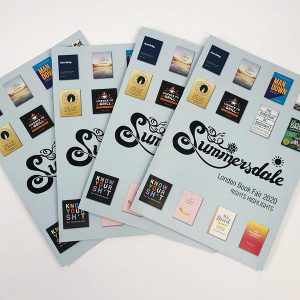 Summersdale Publishing Brochures